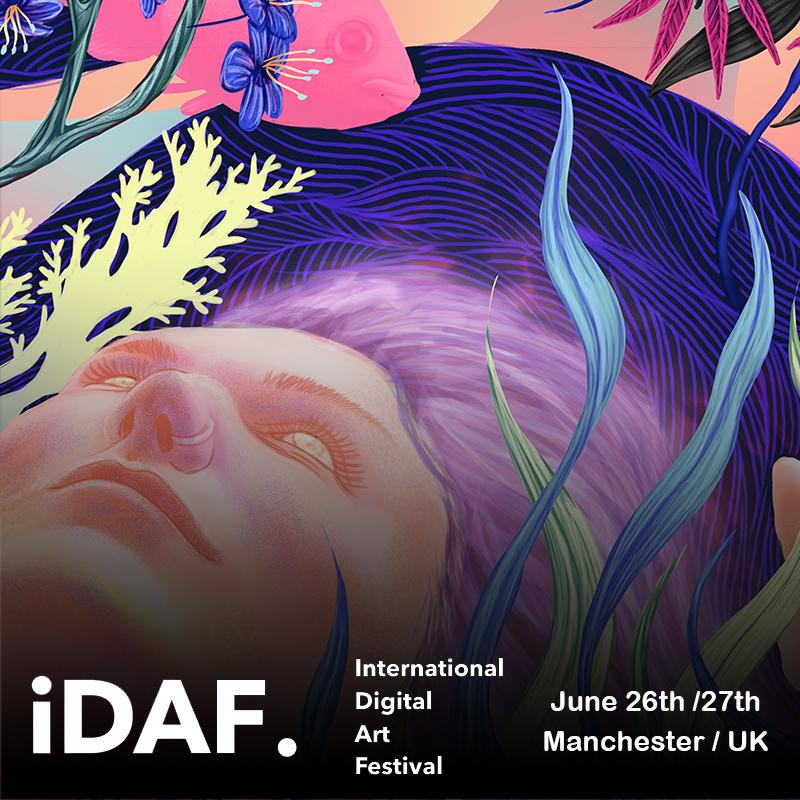 Exhibition at IDAF festival 2019